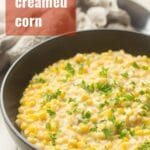 Vegan Creamed Corn