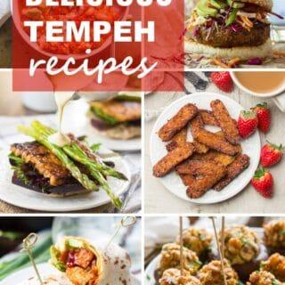 Delicious Tempeh Recipes