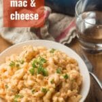 Vegan Mac & Cheese
