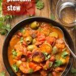 Plantain Stew