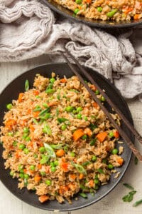 Vegan Fried Rice